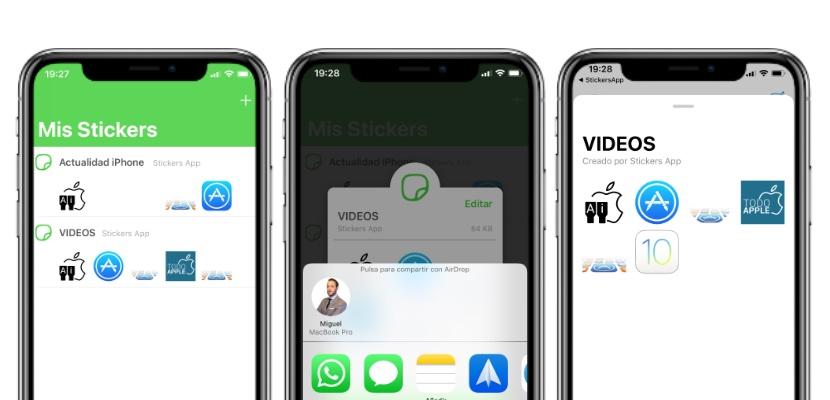 como criar stickers no whatsapp para iphone